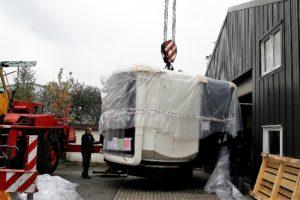 Neue 5-Achsen-Maschine ab sofort im Einsatz